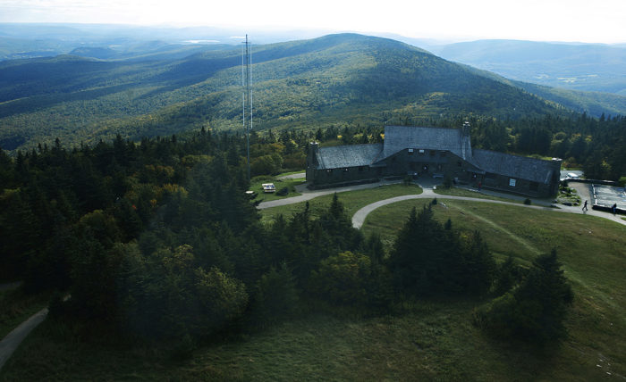 14. The largest mountain in Massachusetts lives in Western Mass. Mount Greylock is pretty much the most stunning place ever.