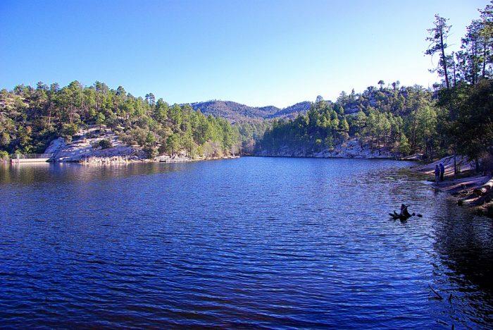 11. Rose Canyon Lake