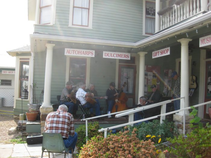 29. Consume traditional Ozarks culture in Mountain View.
