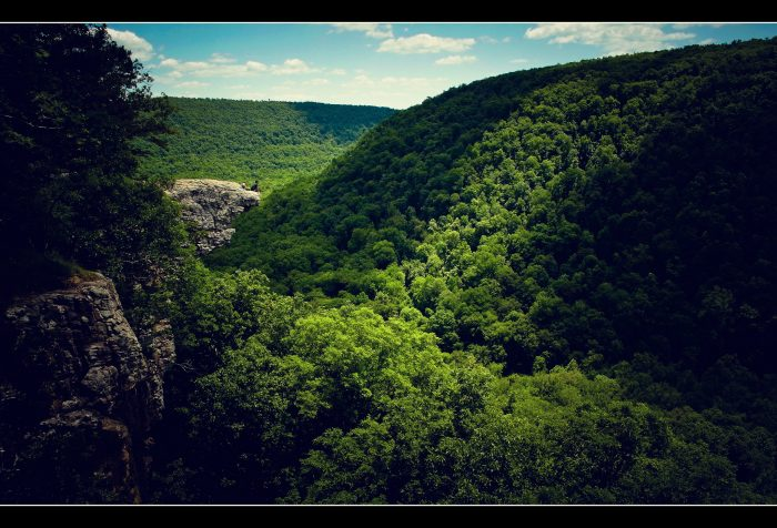 6. Whitaker Point (near Ponca)