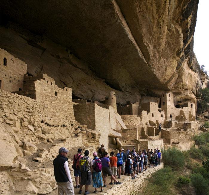 5. Cliff Palace, Colorado