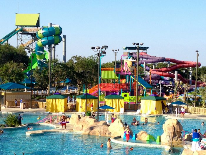The 8 Best Water Parks In Texas