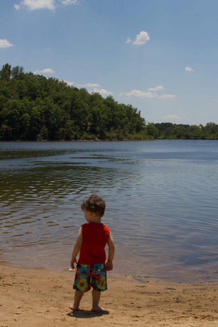 2. Lake Bennett, Woolly Hollow State Park