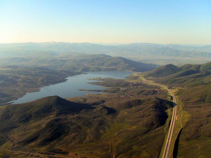 5. Jordanelle Reservoir