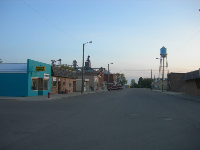 9. Take a road trip and stop at some small towns on the way.