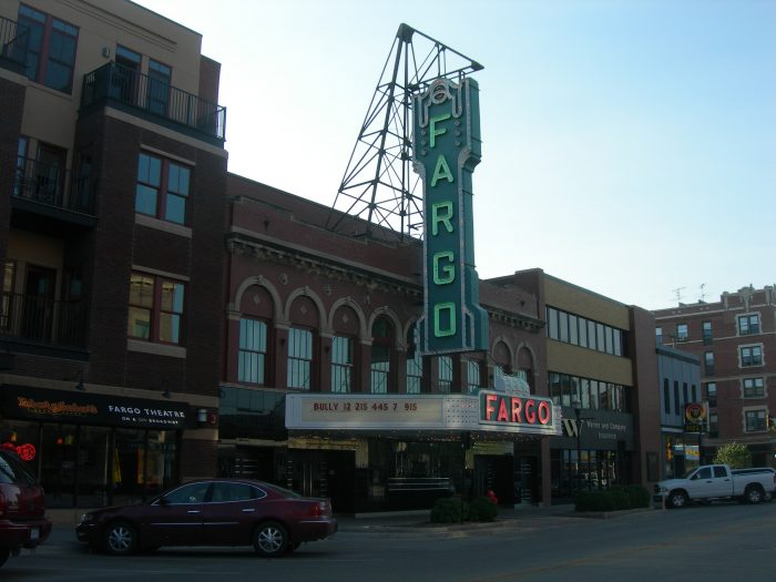 5. Downtown Fargo