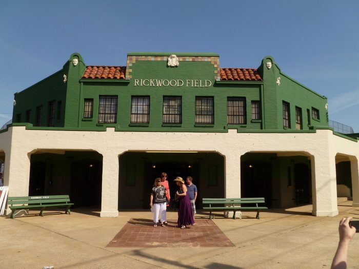 6. The oldest baseball stadium in the country, Rickwood Field, is located in Birmingham.