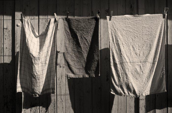 8. Clotheslines