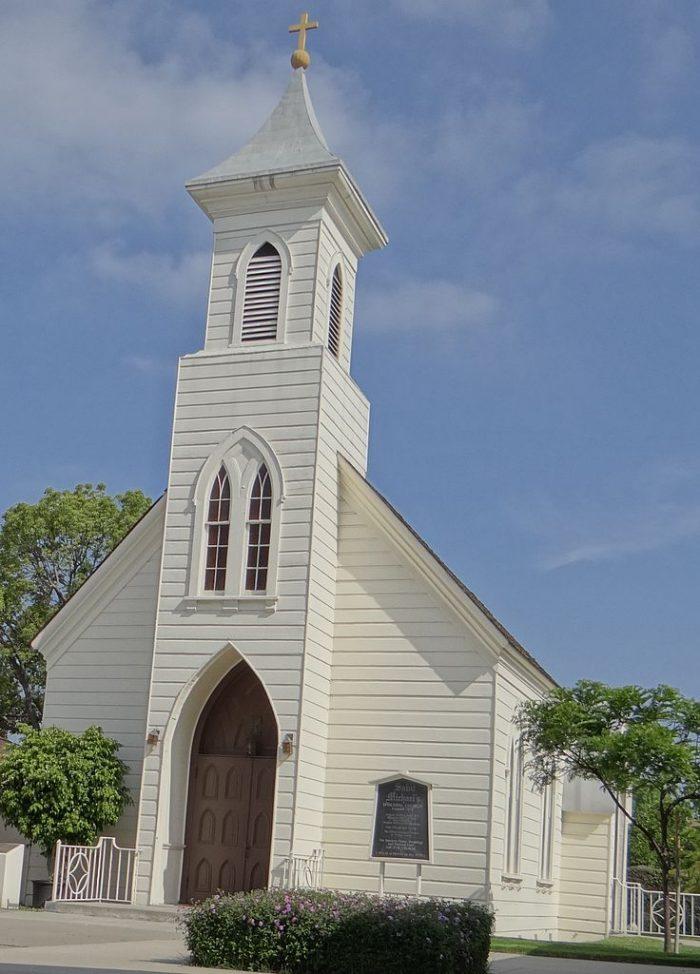 9. St. Michael's Episcopal Church in Anaheim