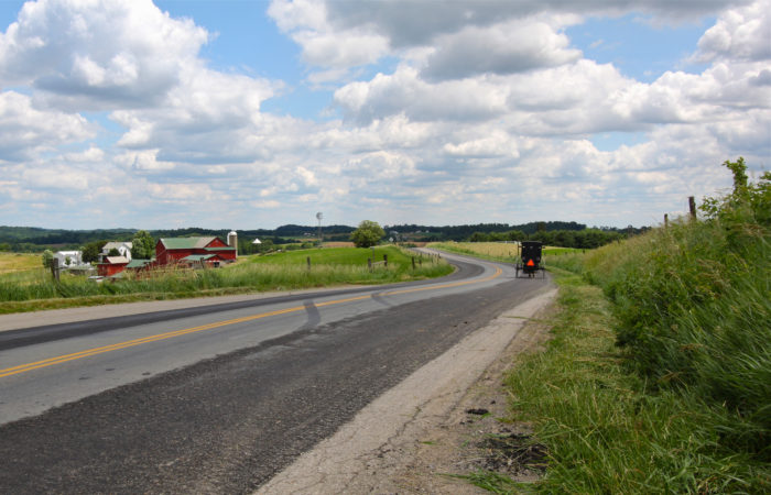 1. The Ohio Amish Country Byway (the SR 557/SR 643/SR 93 trip)