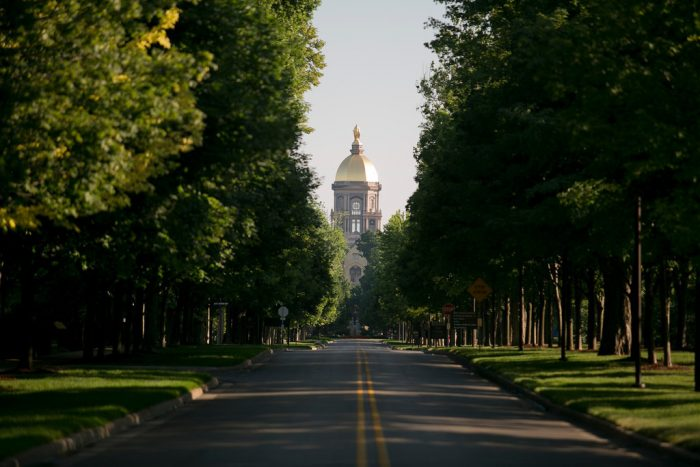 9. Check Out the University of Notre Dame