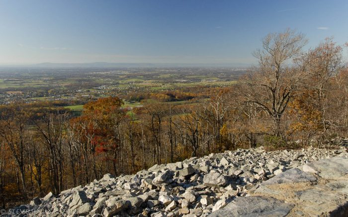 11. There are dozens of high points to climb and take in the magnificent views.