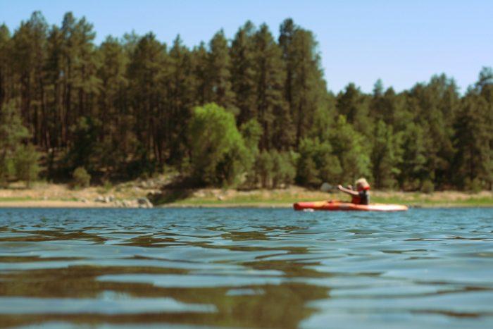 5. Goldwater Lake