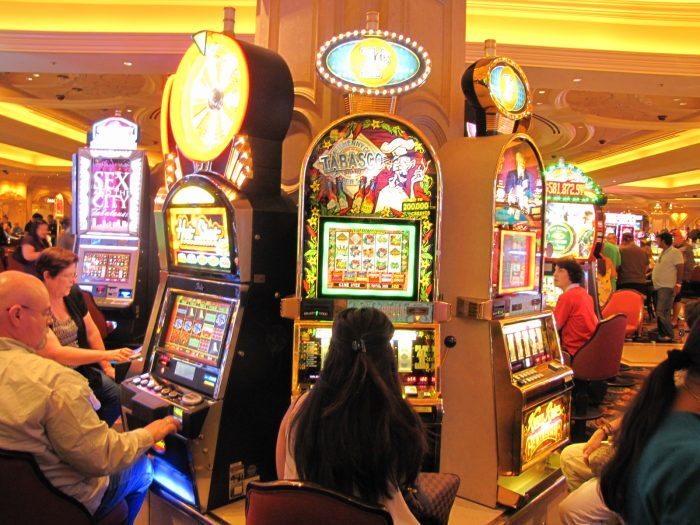 10. Staying out all night, hitting the bars or casinos, is the typical night life for many Nevadans.