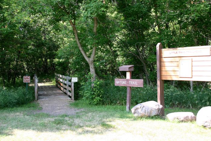 8. Little Twig Nature Trail - 1 mile