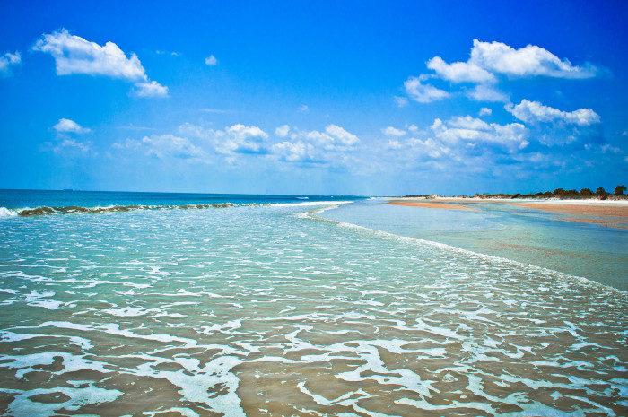 Florida: Little Talbot Island
