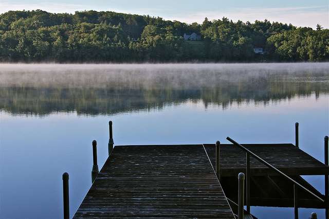 """1. You mention """"the lake,"""" and expect everyone to know exactly what you mean."""