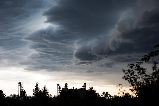 6. South Dakota has the best thunderstorms.