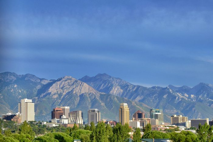 16. Salt Lake City