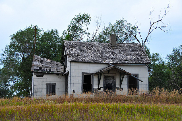 10 abandoned and decaying places in south dakota for South dakota home builders