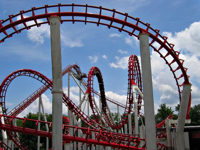 11. Let out your inner child every so often. Six Flags over Georgia, anyone?