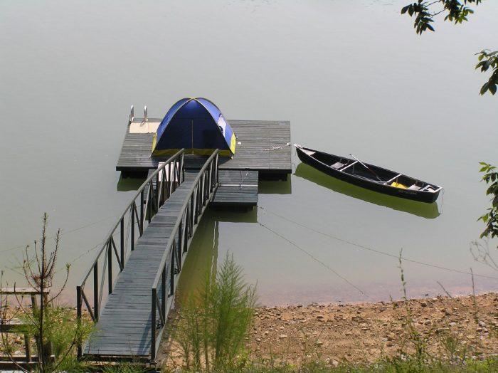 2. Lewis Smith Lake