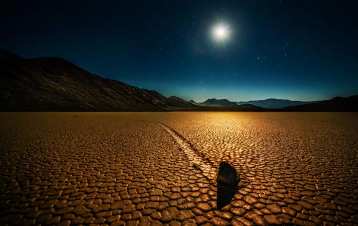 4. Death Valley, Nevada