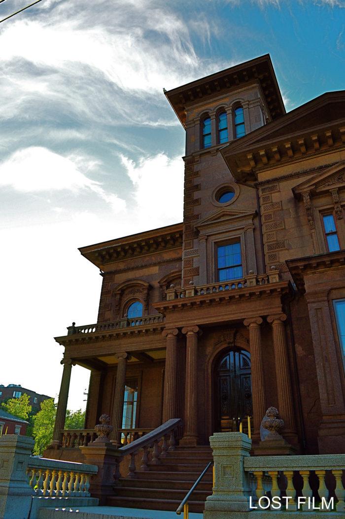 5. Victoria Mansion, Portland
