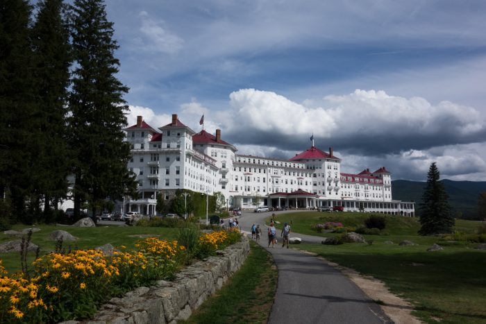 9. Mount Washington Hotel, Bretton Woods