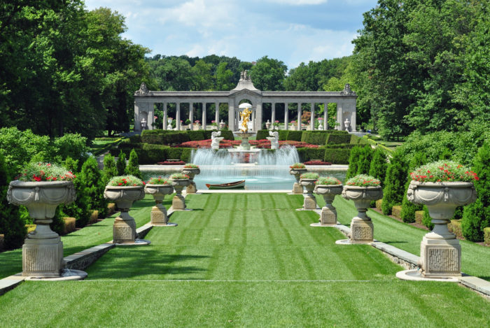 10. Gardens and grounds of Delaware's DuPont estates