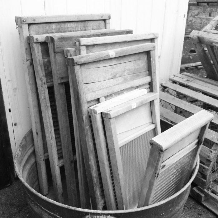 7. Washboards