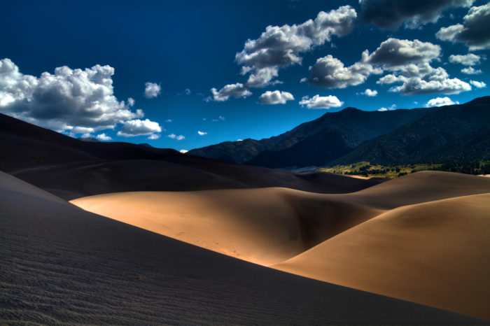 1. The Great Sand Dunes National Park covers a whopping 44,246 acres, while the Preserve protects an additional 41,686 acres.