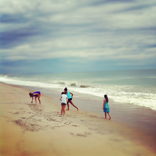 2. Because Rhode Island is the Ocean State, the beach is really worth an extra mention.