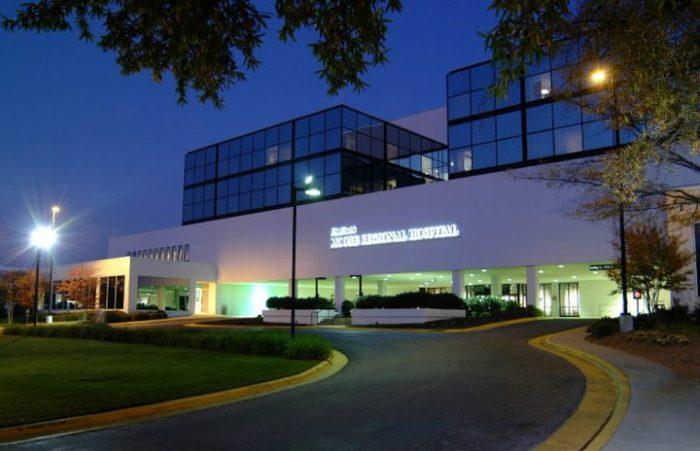 7. FirstHealth Moore Regional Hospital, Pinehurst
