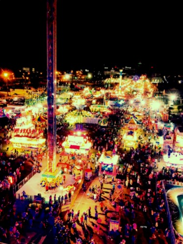 8. Attend a state fair or festival.