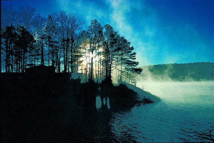 Mississippi: Tishomingo State Park
