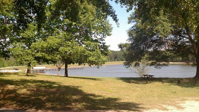 8. Prentiss Walker Lake, Mize