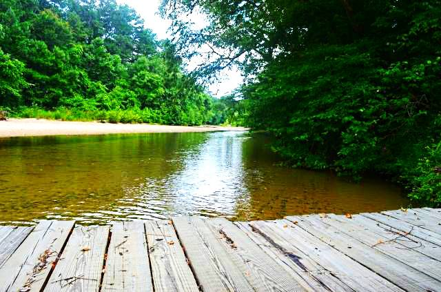 The 10 Best Swimming Holes In Mississippi