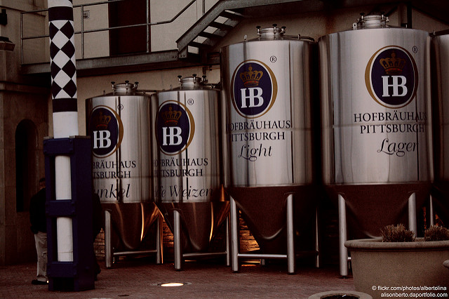 8. (Many) Pittsburghers like to kick back and chill with a good beer.
