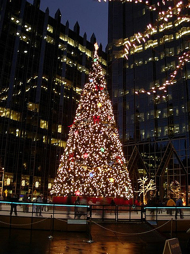 8. Christmas in PPG Place and Market Square...