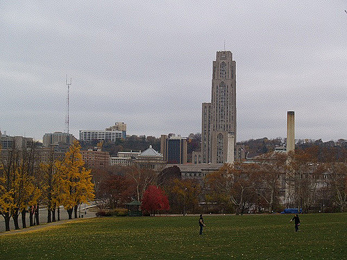 7. Pittsburgh Parks: Cinema in the Park