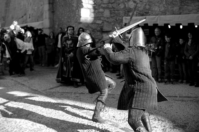 8. Avoid participating in a duel if you aspire to one day become governor. Participating in one makes you ineligible.