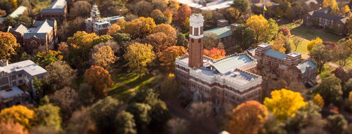 8. Enjoy a walk through Vanderbilt's gorgeous campus.