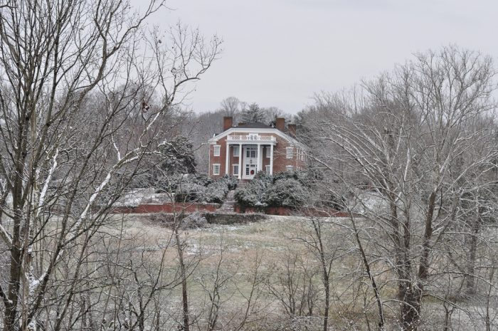8. Rotherwood Mansion