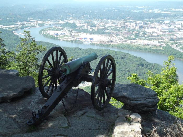 8. Take a day trip to Chattanooga.