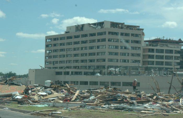 8.2. St._Johns_Hospital_After_5-22_Tornado