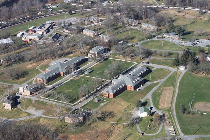 9. The Federal Industrial Institution for Women in Alderson was the first federal prison for women in the United States.