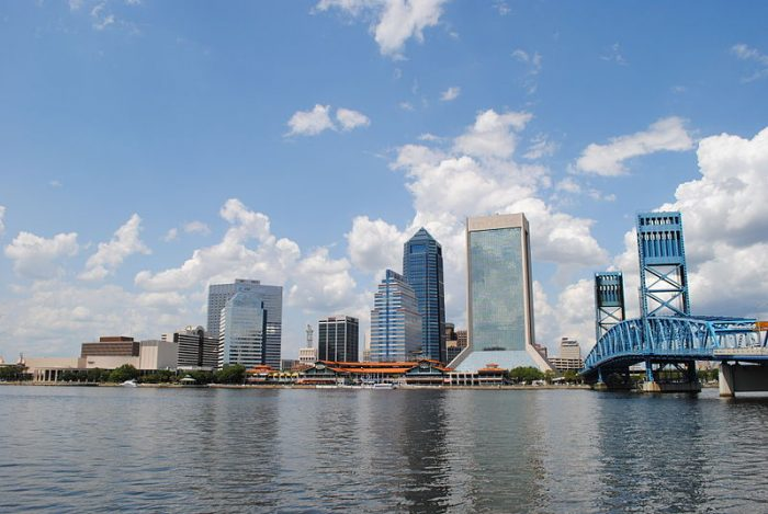 2. Jacksonville