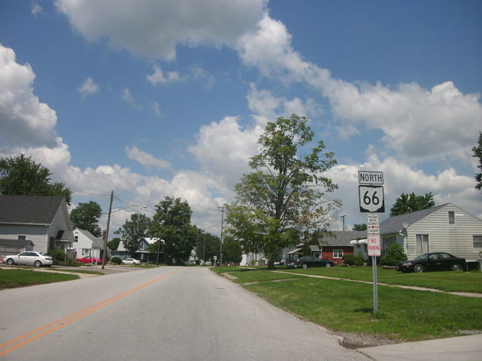 7. Miami and Erie Canal Scenic Byway (Route 66)