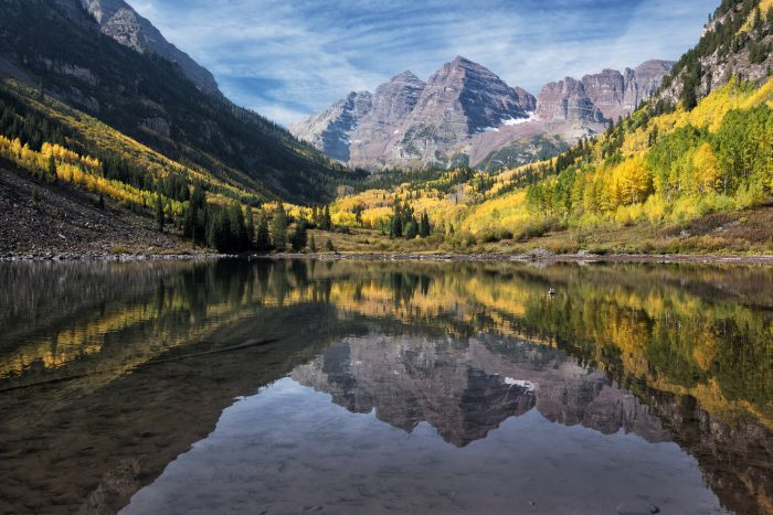 2. Maroon Peak & North Maroon Peak, Colorado